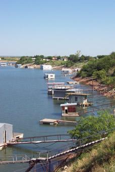 Lake Kemp